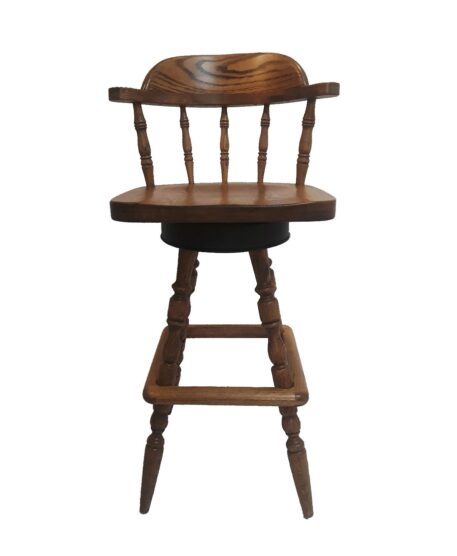Classic Eagle Bar Stool Front View
